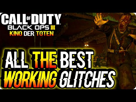 BO3 Zombie Glitches: All The Best Working Kino Der Toten Glitches Years Later - Black Ops 3 Glitches