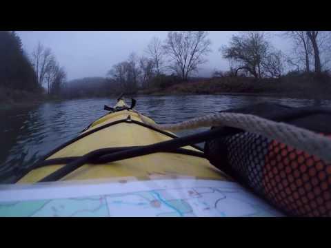 Part I: Canyon Man 100 Kayaking 19 miles in Pine Creek Gorge