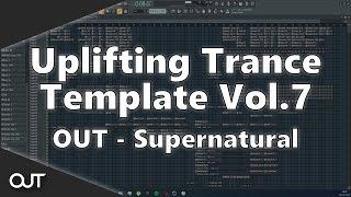 MyLoops - Uplifting Trance Template Vol.7