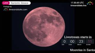 July 27, 2018 Total Lunar Eclipse: LIVE Stream