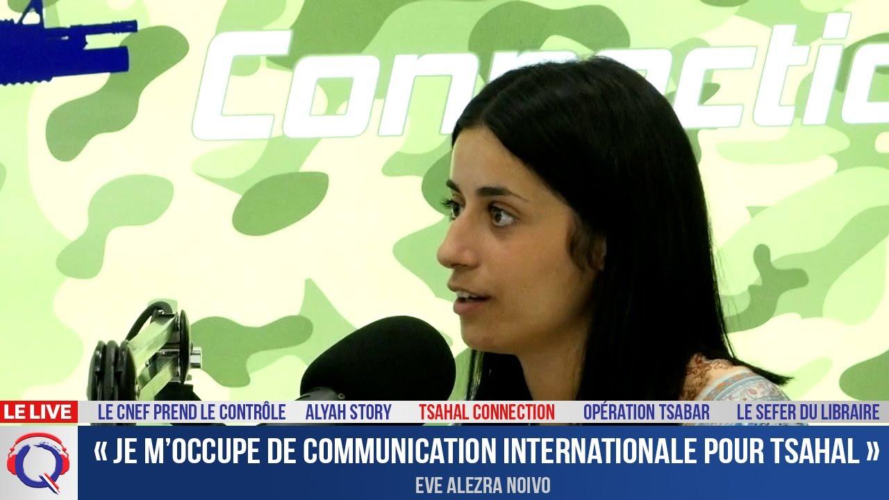 « Je m'occupe de communication internationale pour Tsahal » - Tsahal#45