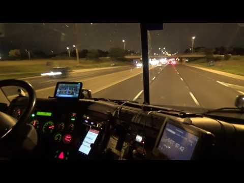 2934 Night Time Trucking, Chicago Illinois
