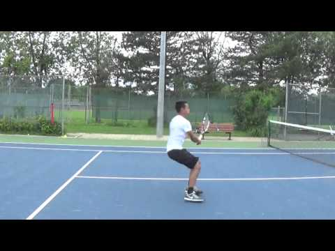 Santiago Camero- College Tennis Recruiting Video Fall 2016