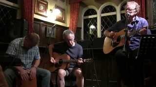 Doc Stenson, Jon Riley & Bob Baker - Am I Too Blue
