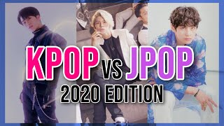 KPOP VS JPOP || 2020 Edition