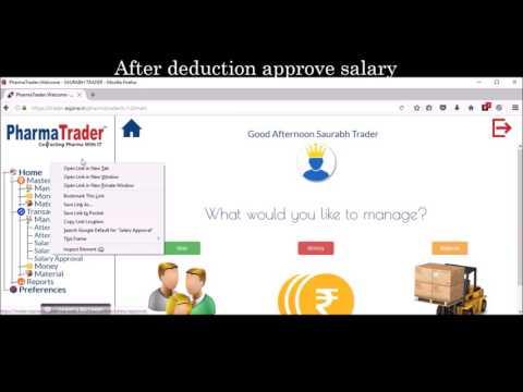 PharmaTrader - All in one cloud based ERP for wholesaler, Distributors & Traders