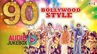 Top 10 Nineties Bollywood Dance Hits - Full Songs Audio Jukebox