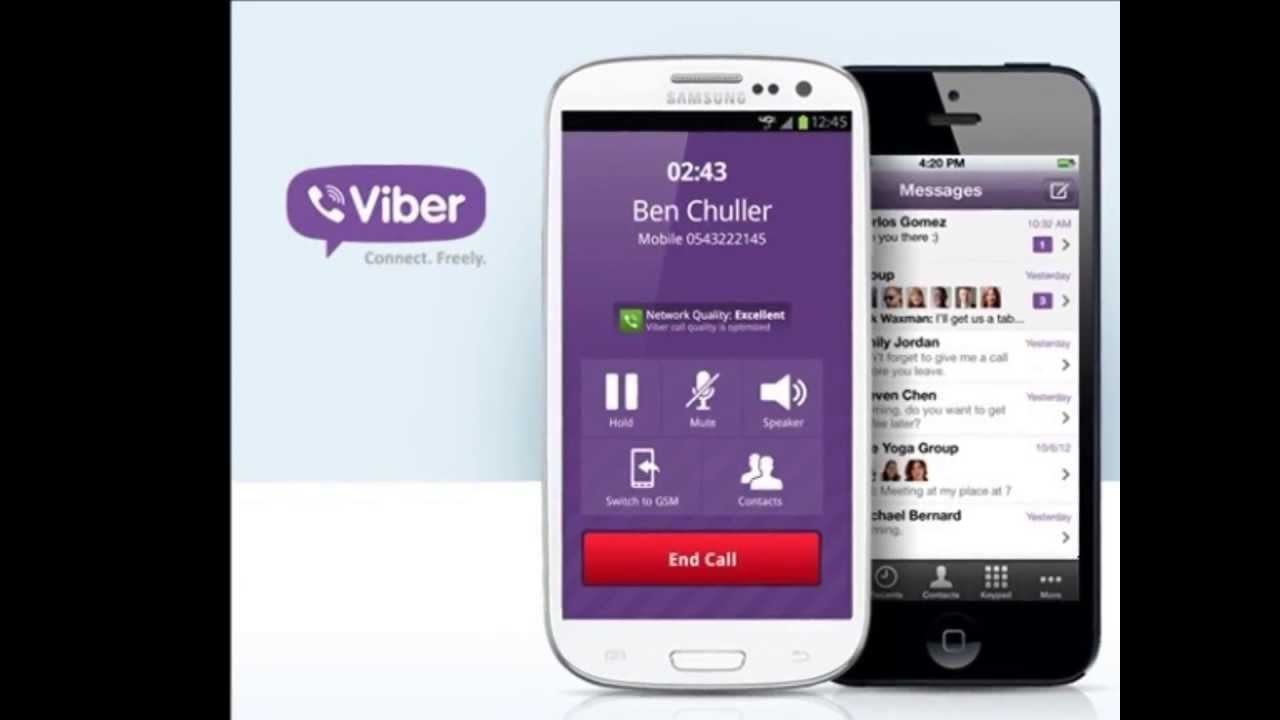 Программа Viber Для Нокиа