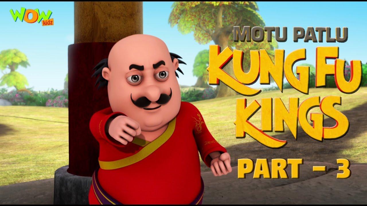 Motu Patlu King Of Kungfu Movies Pagal World Com