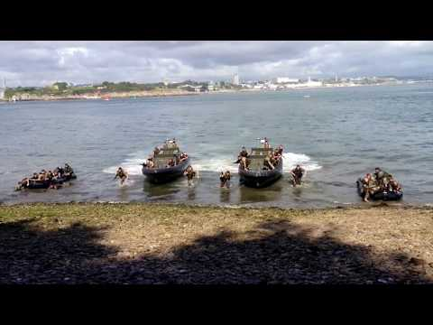 181 Troop Video - Royal Marines Commando Training