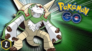 *NEW GEN 6* Chesnaught is INSANE for Pokémon GO Battle League!