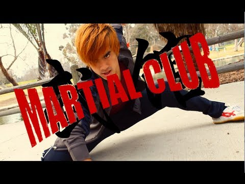 MARTIAL CLUB ACTION REEL