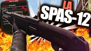 ZULA gameplay español - Jugando con la SPAS-12