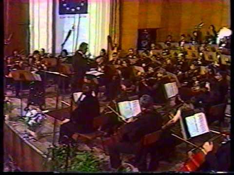 VANYA MILANOVA PLAYS PROKOFIEV CONCERTO NO.1