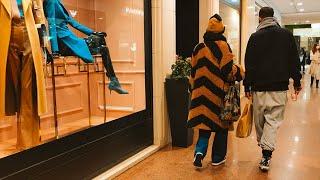 Шоппинг в люксовом центре Болонья Стритстайл прогулка по городу ИТАЛИЯ 60
