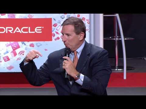 Mark Hurd @Oracle Digital Transformation Day (Paris, 21 novembre 2014)