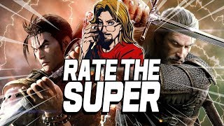RATE THE SUPER: Soul Calibur 6 - Critical Edge Attacks
