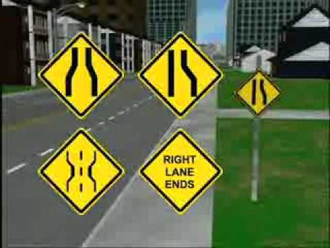 NTSA Drivers Ed VIDEO 14 Traffic Control Devices.wmv