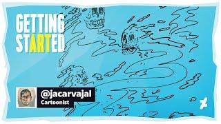 Getting StARTed with John Carvajal