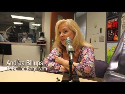 Miss Andrea on Lansing Online News Radio