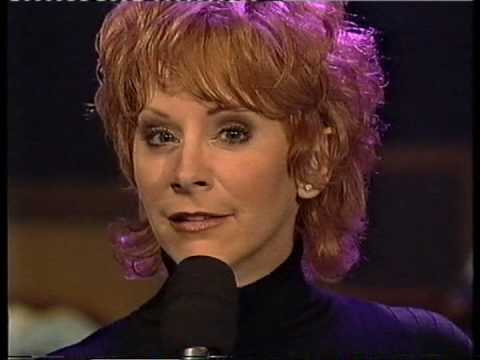 Reba Mcentire - What do you say