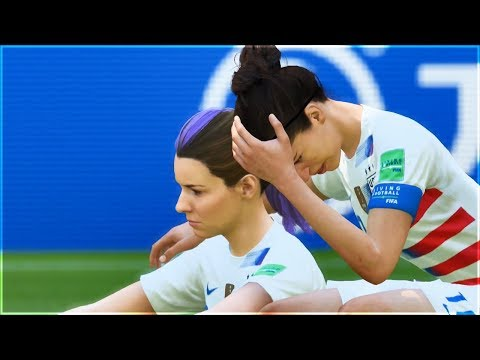 What Happens if Kim Hunter LOSES the World Cup Final? FIFA 19 The Journey