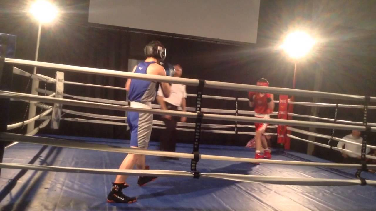 This Manitoba amateur boxing association