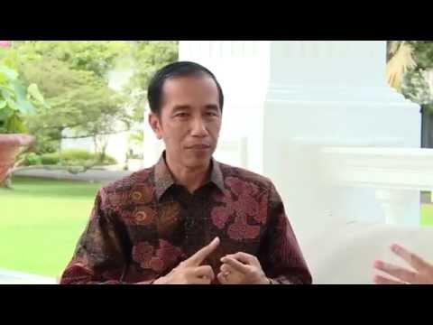 Inilah Jawaban Jokowi Masalah Kontrak Perpanjangan Freeport