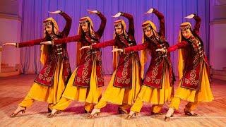 ГААНТ имени Игоря Моисеева. Памирский танец