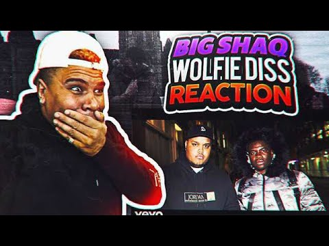 Thumbnail: REACTING TO BIG SHAQ'S DISS TRACK ON ME (GARDEN HOSE NOSE)