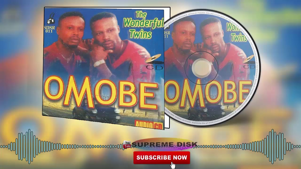 DOWNLOAD Benin Music Mix▻ De Wonderful Twins - Omobe (Full Album