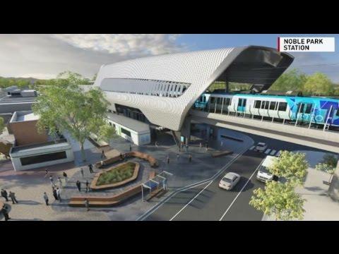 """Melbourne's New Skyrail"" 7-2-16"