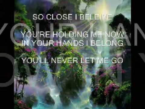 SO CLOSE HILLSONG W/LYRICS