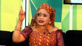 Quincy Herbals Founder , Quincy Ayodele on  Orisun TV -15JUL15