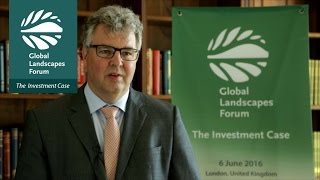Peter Holmgren on investing in landscapes – Global Landscapes Forum 2016