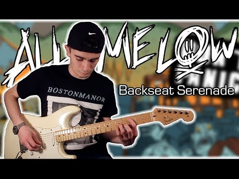 All Time Low - Backseat Serenade (Guitar & Bass Cover w/ Tabs)