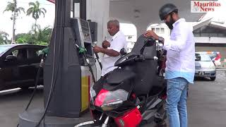 Mauritius News: Pénurie d'essence