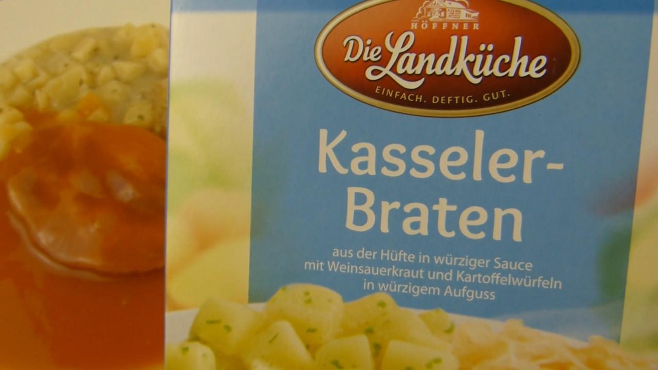 Die Landküche - Smoked Pork Chop / Kasseler Braten - YouTube