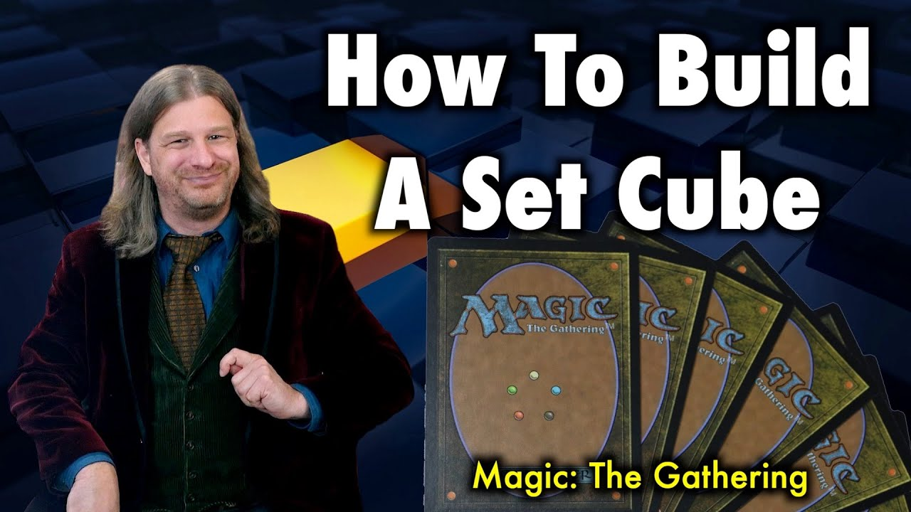 From Innistrad To Ultimate Masters: How To Build A Set Cube   Magic: The Gathering