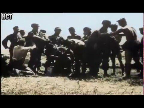 The Battle of Crete 1941.