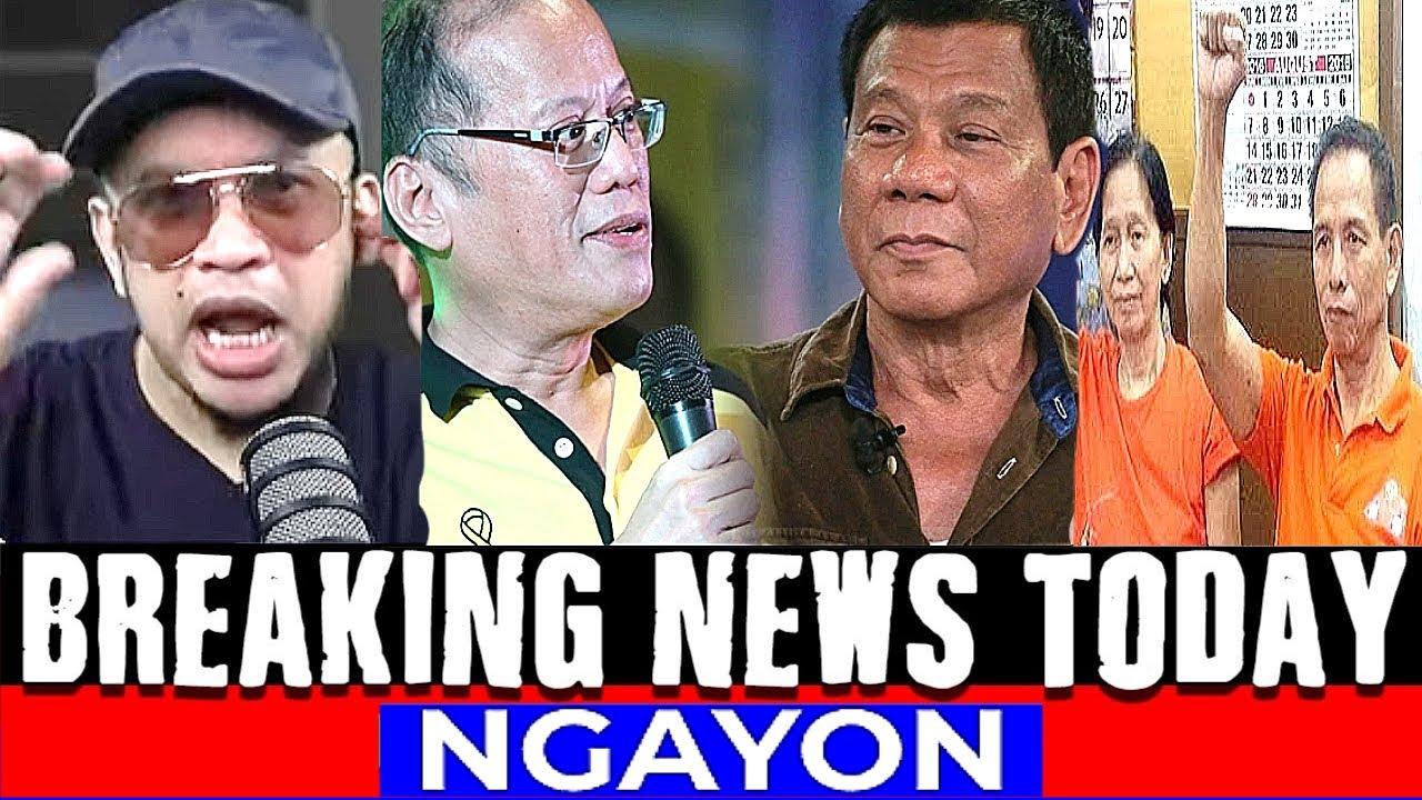 BREAKING NEWS - NOVEMBER 28, 2020 BANAT BY | NOYNOY AQUINO | PRES. DUTERTE | 2 KOMUNISTANG LEADER
