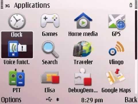 Nokia E72 hack SW 22.007