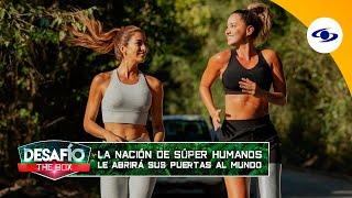 Así es un día de Andrea Serna y Daniella Álvarez en 'The Box' - Exclusivo Web - Desafío The Box