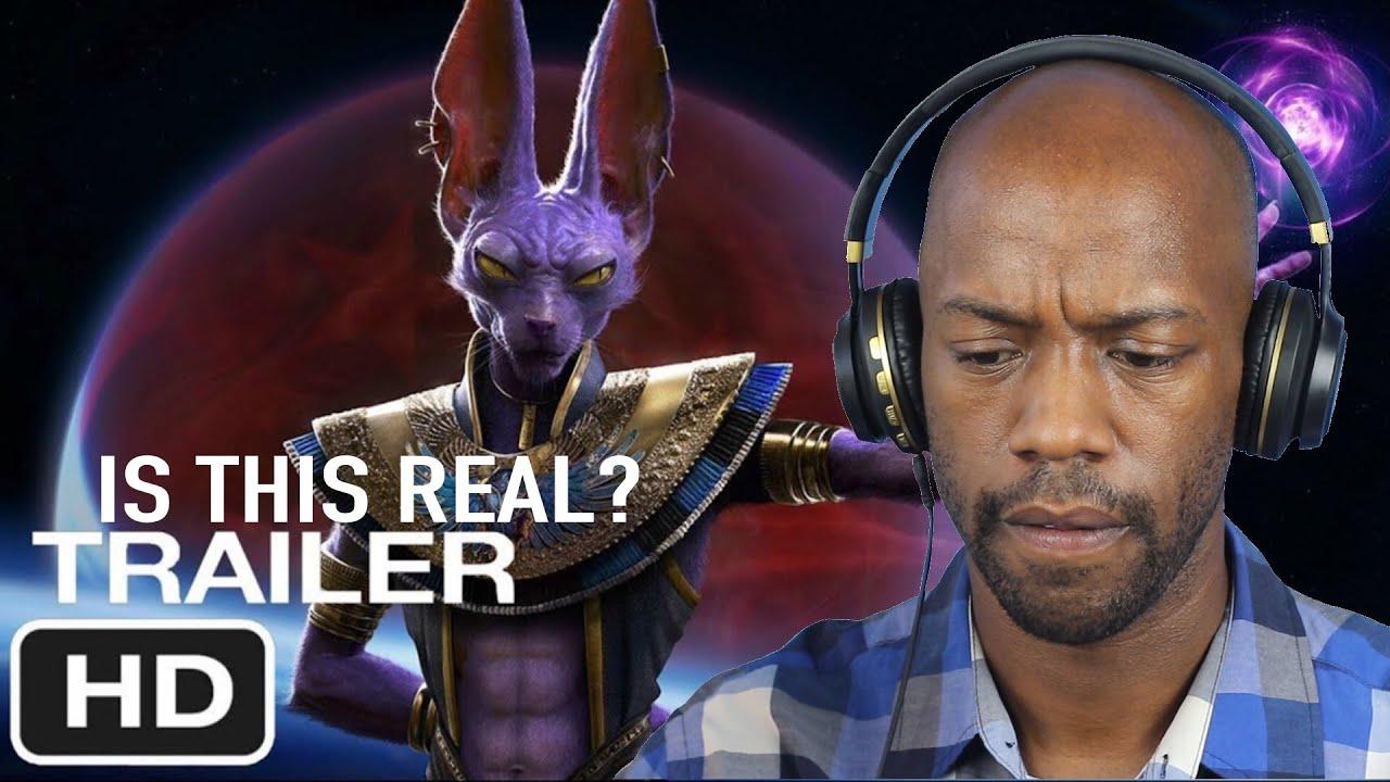 Dragon Ball Z 2022 Movie Trailer Concept Reaction