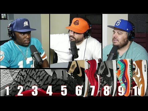 buy online 40e3e a3a7b The Sneak Diss Podcast Episode 63 – NBA Finals, Nike, Jordan 1 Bred Frag,  and Top 10 Air Force 1