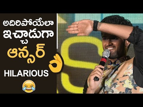 Vijay Devarakonda Hilarious Answer To Anchor Question | Superb Answer | TFPC