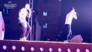 YO YO Honey Singh Mafia Mundeer Complete Live Performance at Galgotia University by mmstudio