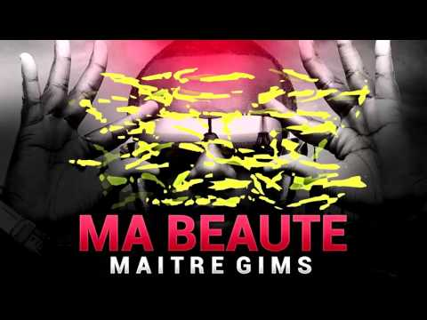 Maître Gims-Ma Beauté Lyric