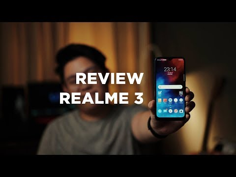 Realme 3 Indonesia Review.