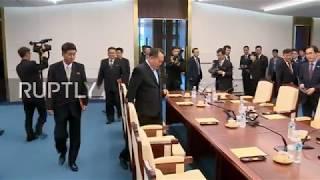 Historic Inter-Korean Meeting